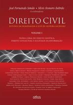 Livro - Direito Civil: Estudos Em Homenagem A José De Oliveira Ascensão - V. 01 -