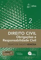 Livro - Direito Civil - Obrigações e Responsabilidade Civil - Vol. 2 -