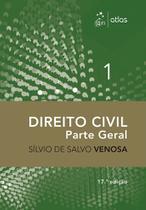 Livro - Direito Civil - Parte Geral - Vol. 1 -