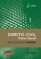 Livro - Direito civil - Parte geral - Volume 1 -