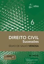 Livro - Direito Civil - Sucessões - Volume 6 -