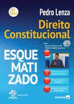 Livro - Direito Constitucional Esquematizado 2020 - 24ª Edição -
