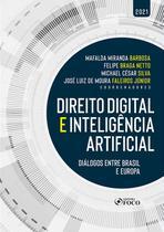 Livro - DIREITO DIGITAL E INTELIGÊNCIA ARTIFICIAL - 1ª ED - 2021 -