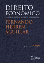 Livro - Direito Econômico - do Direito Nacional ao Direito Supranacional -