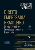 Livro - Direito Empresarial Brasileiro - Direito Societário: Sociedades Simples e Empresárias - Vol.2 -