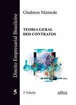 Livro - Direito Empresarial Brasileiro: Teoria Geral Dos Contratos - Vol. 5 -