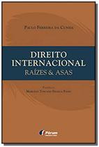 Livro - Direito internacional - raízes e asas -