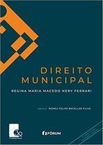 Livro - Direito municipal -