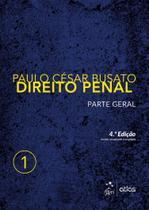 Livro - Direito Penal - Parte Geral - Vol. 1 -