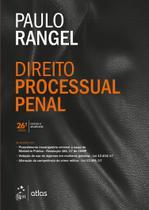 Livro - Direito Processual Penal -