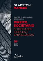 Livro - Direito societário - Sociedades simples e empresárias -