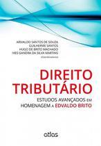 Livro - Direito Tributário: Estudos Avançados Em Homenagem A Edvaldo Brito -