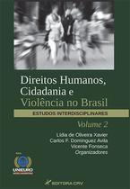 Livro - Direitos humanos, cidadania e violência no brasil -