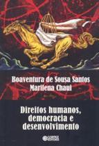 Livro - Direitos humanos, democracia e desenvolvimento -