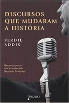 Livro - Discursos que mudaram a história -