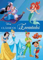 Livro - Disney Clássicos Encantados -