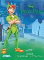 Livro - Disney clássicos ilustrados - Peter Pan -