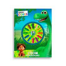 Livro Disney Cores O Bom Dinossauro - DCL -
