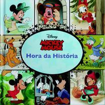 Livro - Disney - hora da história - Mickey Mouse -