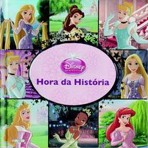 Livro - Disney - hora da história - princesa -