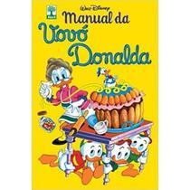 Livro Disney Manual Da Vovó Donalda - Abril