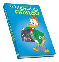 Livro Disney Manual Do Gastão - Abril