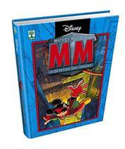 Livro Disney Mickey Mystery Detetive Das Trevas Capa Dura - Abril