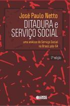 Livro - Ditadura e Serviço Social -