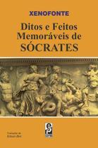 Livro - Ditos e Feitos Memoráveis de Sócrates -