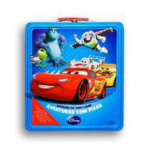 Livro Diversão Em Todo Lugar - Aventuras com Pixar DCL -