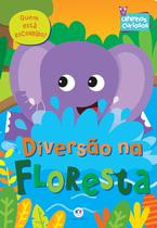 Livro - Diversão na floresta -
