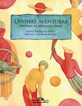 Livro - Divinas aventuras -