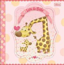 Livro do Bebê Menina Tilibra - Formato