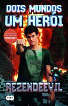 Livro - Dois mundos um herói -
