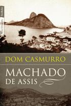 Livro - Dom Casmurro (edição de bolso) -