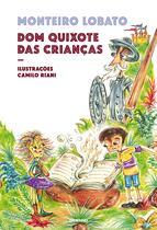 Livro - Dom Quixote das crianças -