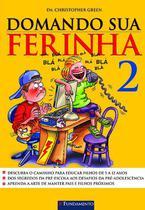 Livro - Domando Sua Ferinha 2 - 2ª Edição -