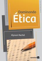 Livro - Dominando ética - 1ª edição de 2019 -