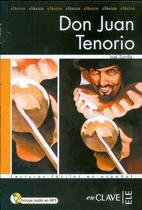 Livro - Don Juan Tenorio + Cd Audio - Ecl - en clave (wmf)