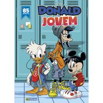 Livro - DONALD JOVEM -