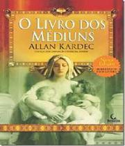 Livro Dos Mediuns, O - 03 Ed - Besourobox