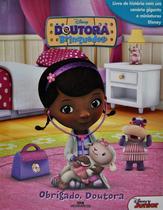 Livro - Doutora Brinquedos - Obrigado, Doutora