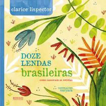 Livro - Doze lendas brasileiras -