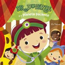 Livro - Dr. Duverde e o planeta paciente -