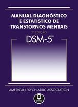 Livro - DSM-5 - Manual Diagnóstico e Estatístico de Transtornos Mentais -