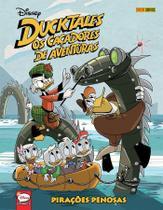 Livro - Ducktales: Os Caçadores de Aventuras Vol.04 -