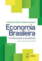 Livro - Economia Brasileira - Fundamentos e Atualidade -