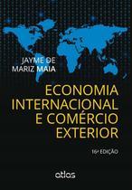 Livro - Economia Internacional E Comércio Exterior -