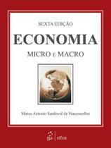 Livro - Economia: Micro E Macro -