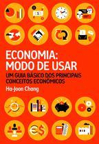 Livro - Economia: modo de usar -